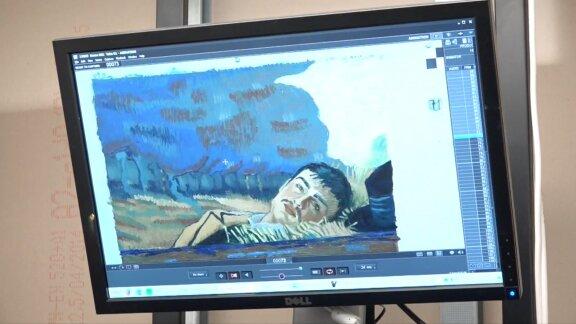 56 tysięcy ręcznie malowanych obrazów w filmie o Vincencie van Goghu