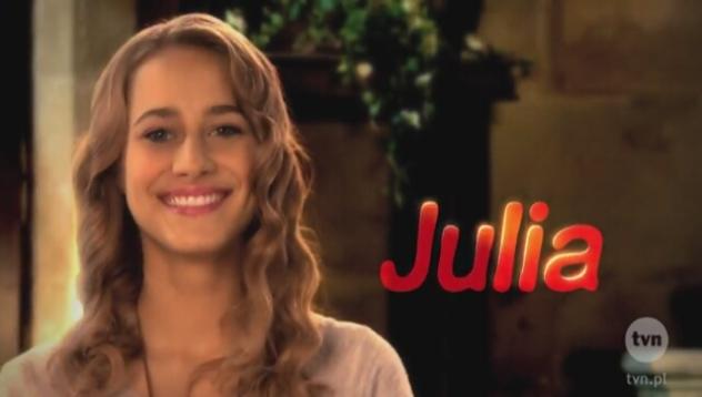 "Kulisy serialu ""Julia"""