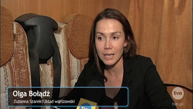 """Olga Bołądź: """"Zuza to policjantka z innych czasów"""""""