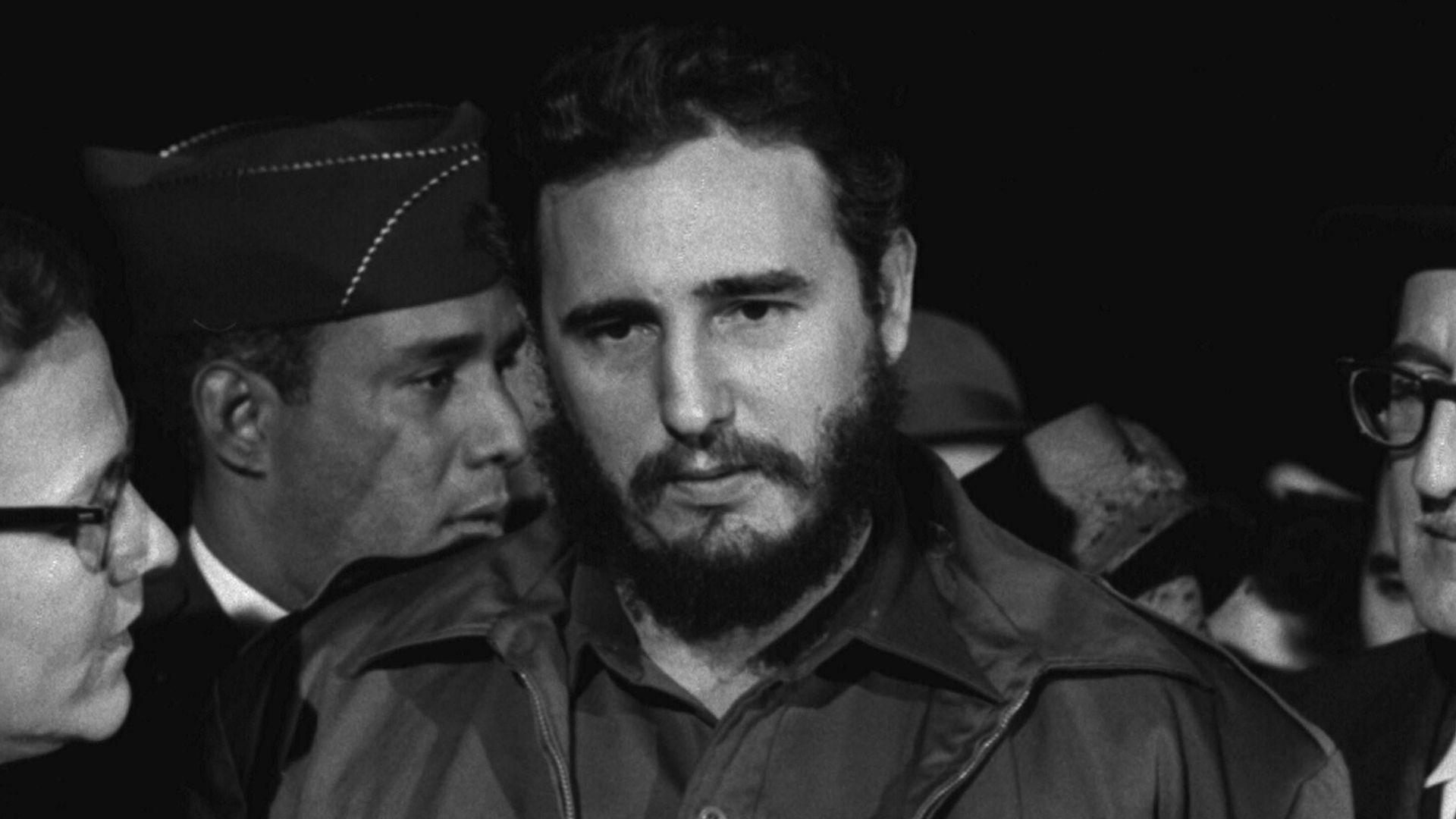 Rewolucja Castro kontra świat