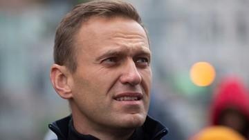 """Niemcy chcą pomóc Nawalnemu. """"Bild"""" ujawnił szczegóły"""