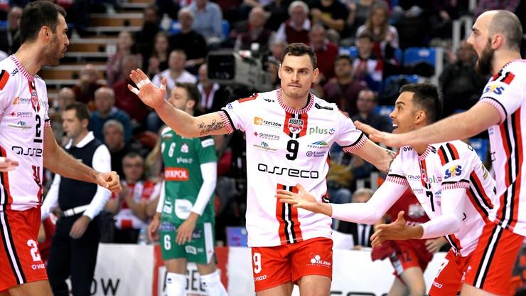 PlusLiga: Asseco Resovia - BKS Visła Bydgoszcz. Transmisja w Polsacie Sport