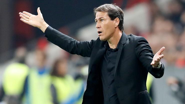 Ligue 1: Garcia trenerem Olympique Lyon
