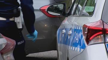 Wypadek w Łajskach. Jedna osoba nie żyje, dwie zostały ranne