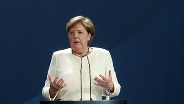 Pracownik w szeregach Merkel podejrzany o szpiegostwo