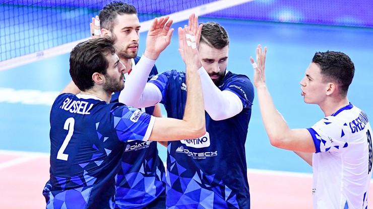 Trentino uzupełniło grono półfinalistów Pucharu Włoch