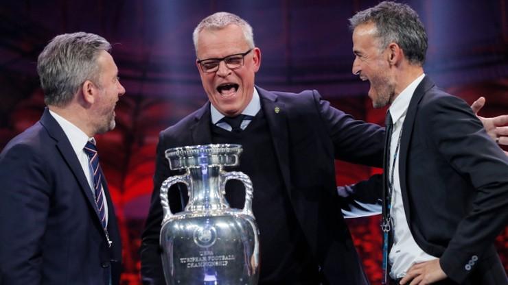 """Euro 2020: """"Uwaga na Polskę"""". Trener Szwedów przestrzega"""