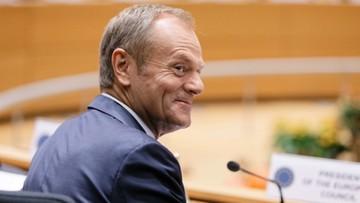 Platforma złożyła wniosek o powołanie Donalda Tuska na szefa Europejskiej Partii Ludowej