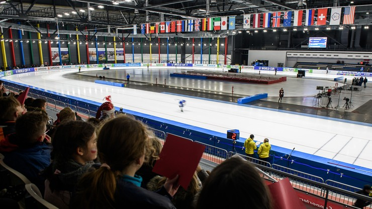 Tomaszów Mazowiecki gospodarzem Pucharu Świata w łyżwiarstwie szybkim
