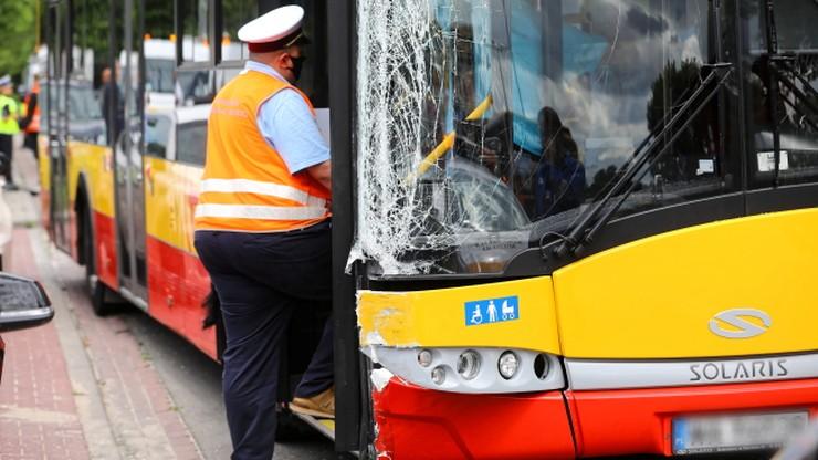 Kolejny kierowca warszawskiego autobusu pod wpływem narkotyków. Został zatrzymany