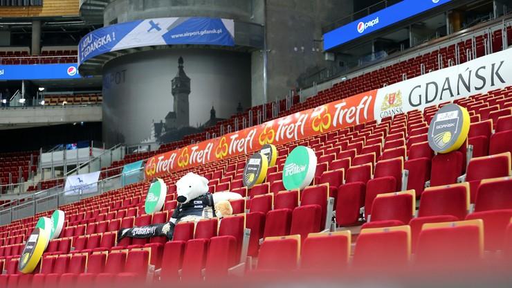 Ergo Arena zamknięta! Sanepid odwołał wszystkie imprezy