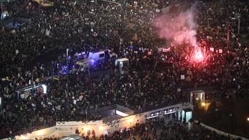 Kolejny dzień protestów. Strajk Kobiet zapowiada blokadę miast