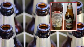 Szkło w piwie. Produkt wycofany ze sprzedaży