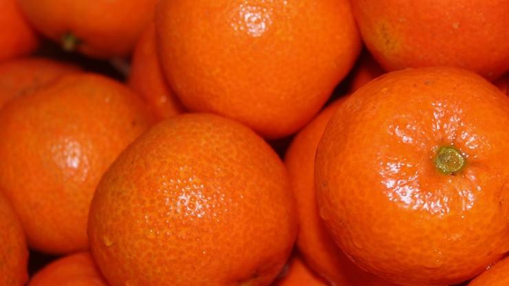 Chorwacki piłkarz przekazał szpitalom 15 ton mandarynek