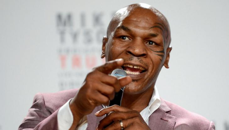 Tyson już dostał ofertę walki za milion dolarów!