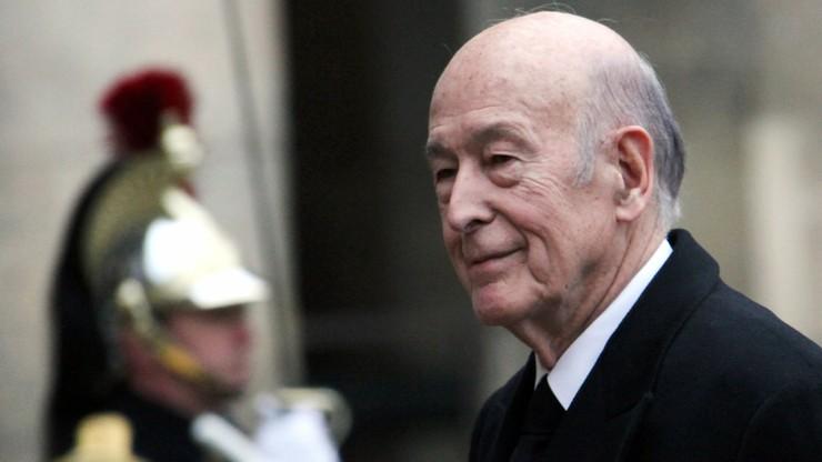 Nie żyje Valery Giscard d'Estaing, były prezydent Francji. Miał koronawirusa - Polsat News