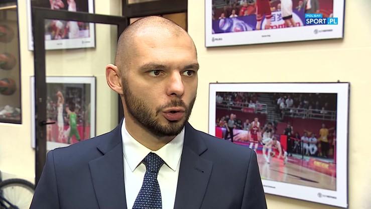 Gronek: Cieszę się, że dołączyłem do sztabu reprezentacji Polski