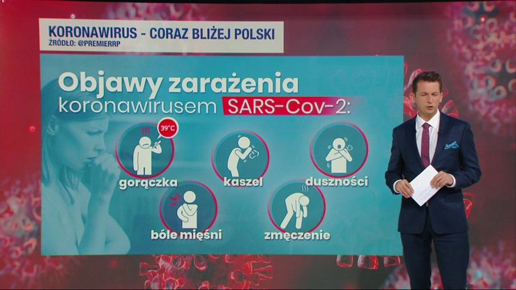 Masz objawy koronawirusa? Sprawdź, gdzie się zgłosić