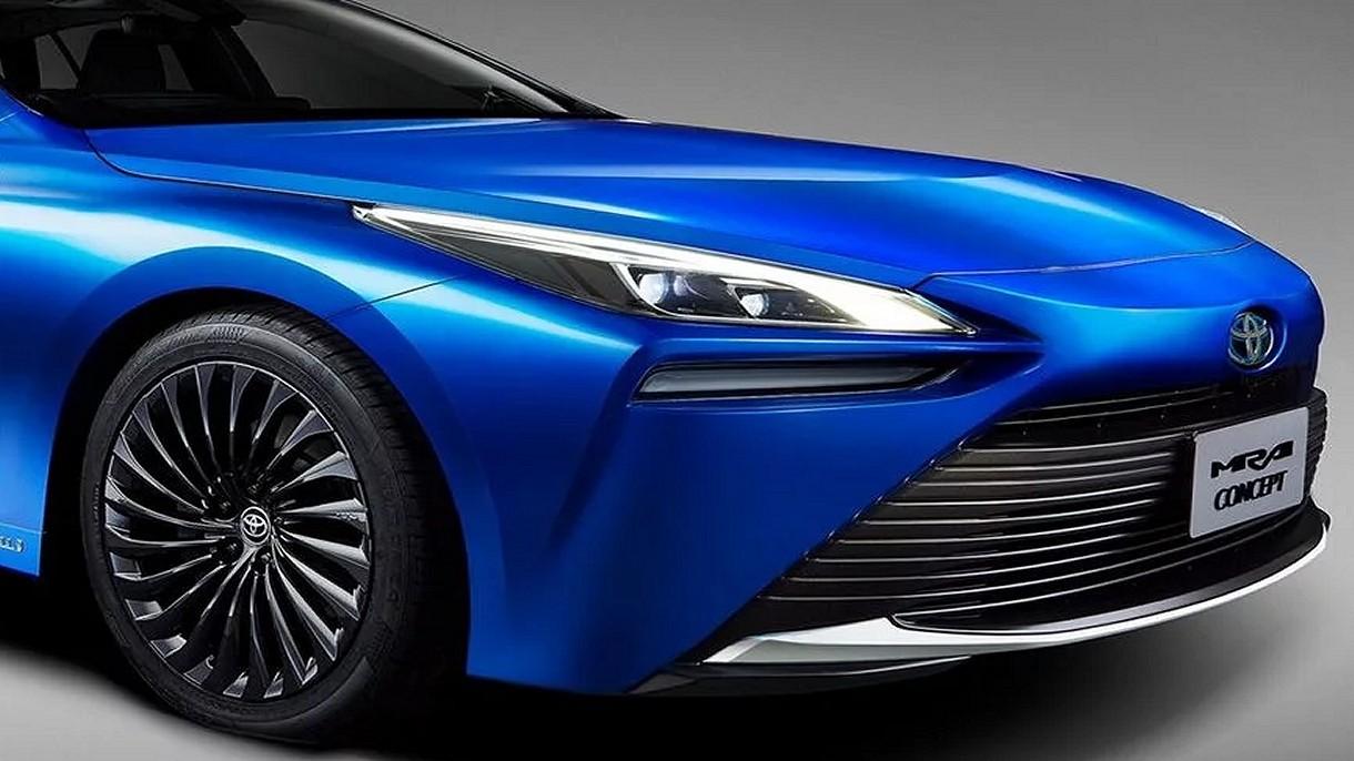 Toyota prezentuje nowe oblicze wodorowej (r)ewolucji w świecie pojazdów
