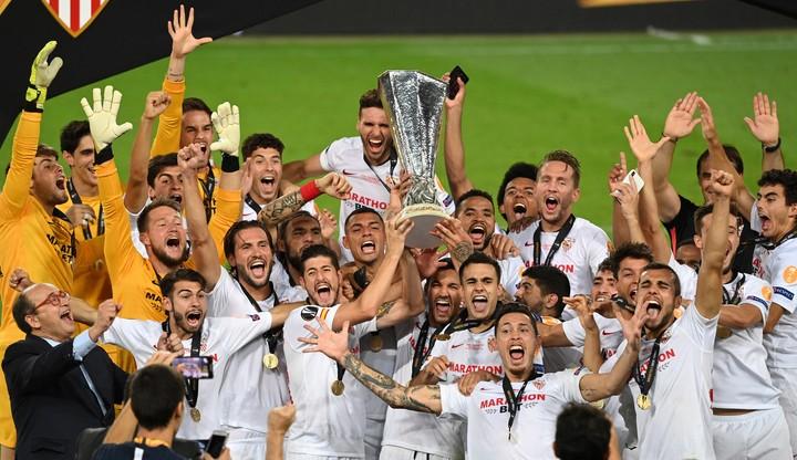 Sevilla wygrała Ligę Europy!