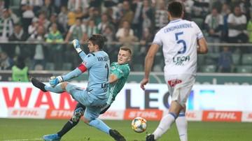 Vuković: Mam nadzieję, że Rosołek będzie wolał przyjść na trening, niż zaliczyć kilka ciekawych ulic w Warszawie