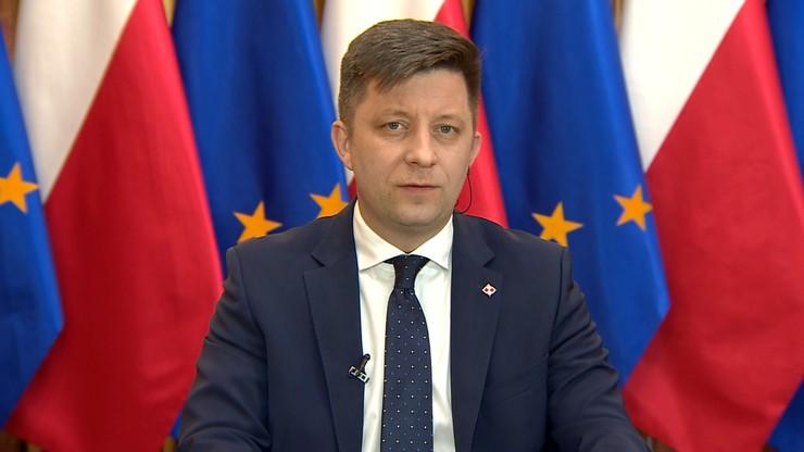 """""""Warszawiacy nie zawsze mogą liczyć na Trzaskowskiego"""". Dworczyk o podtopieniach"""