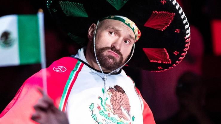Fury zadebiutował w WWE i zarobił fortunę
