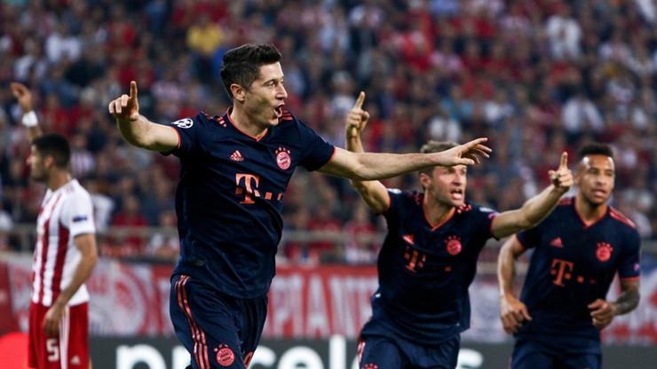 Lewandowski nie zwalnia tempa! Kolejne dwie bramki w Lidze Mistrzów [ZOBACZ GOLE]