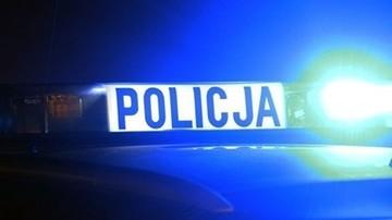 Wypadek na Trasie Toruńskiej. Pijany kierowca uderzył w barierki, są ranni