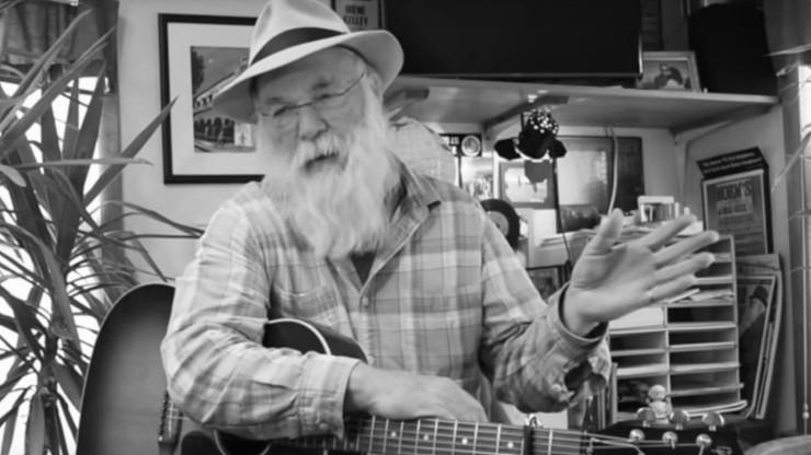 Piosenkarz zmarł podczas koncertu. David Olney miał 71 lat