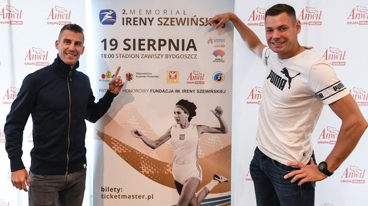 Lewandowski spróbuje pobić rekord Polski! Przed nami 2. Memoriał Ireny Szewińskiej