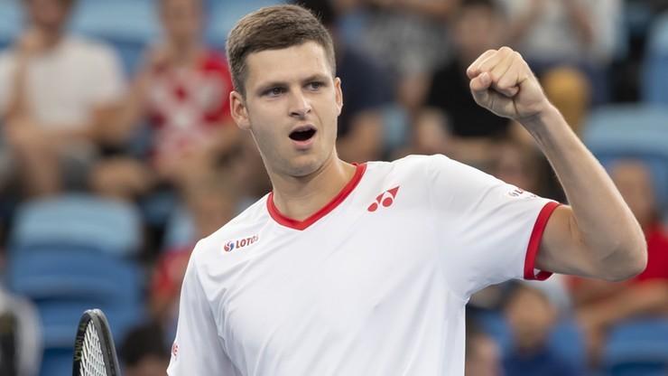ATP w Auckland: Hurkacz awansował do ćwierćfinału!