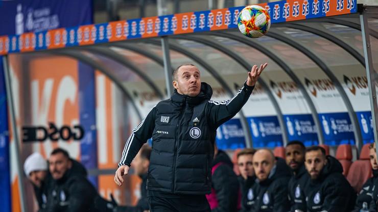Kowalski: Vukovic wciąż robi klopsy, ale Legia jest lepsza