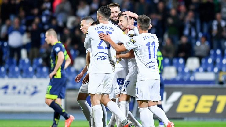 Fortuna 1 Liga: Skróty meczów 14. kolejki (WIDEO)