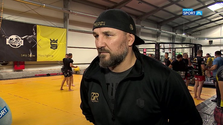 UFC: Błachowicz rośnie w siłę... mentalną?
