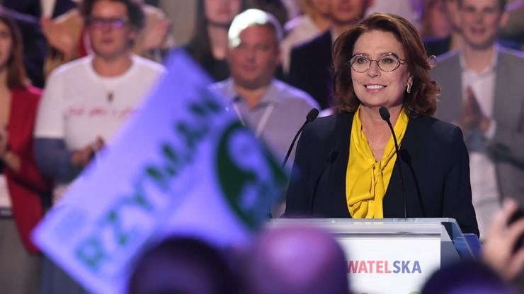 """Kidawa-Błońska spotka się w Brukseli z Tuskiem. """"Wspólna ocena"""" sytuacji"""