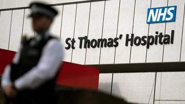 Brytyjski premier opuścił oddział intensywnej terapii