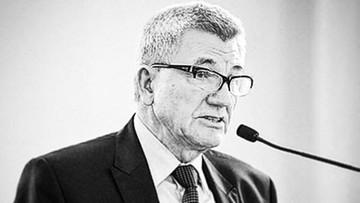 Zmarł Ryszard Miazek. Były prezes TVP miał koronawirusa