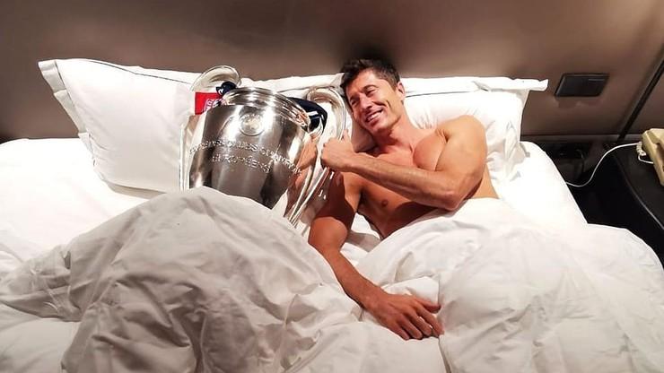 Robert Lewandowski: Puchar Ligi Mistrzów był moim wielkim marzeniem
