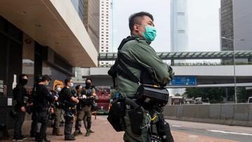 Więzienie za znieważenie hymnu. Policja strzelała do protestujących przeciw ustawie