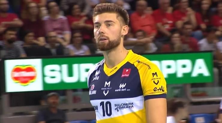 SuperLega: Leo Shoes Modena - Top Volley Latina. Relacja i wynik na żywo