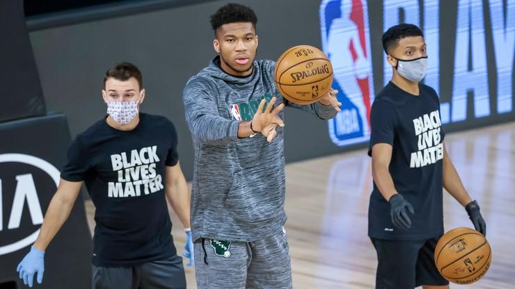 NBA: Antetokounmpo MVP sezonu. Tytuł zdobył drugi raz z rzędu