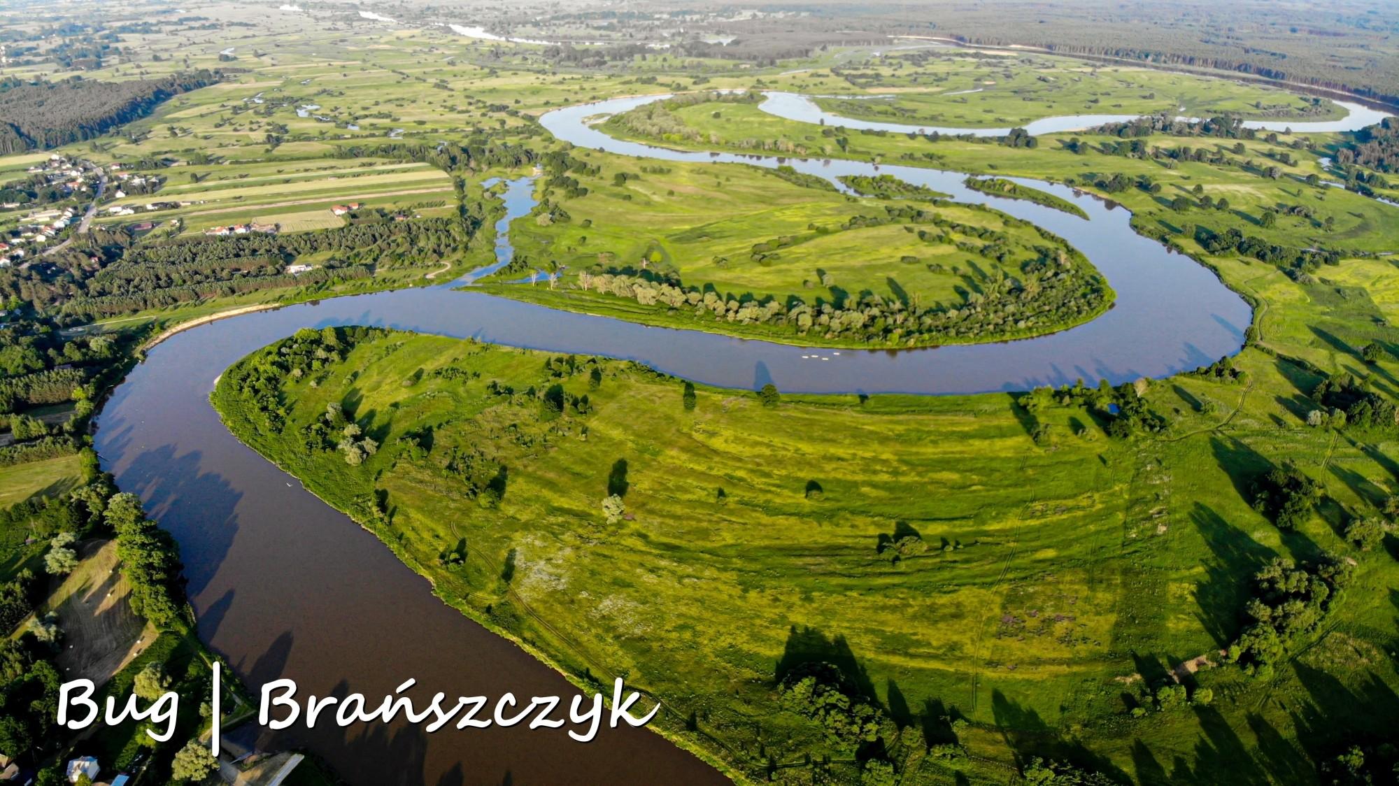 Polskie rzeki z lotu ptaka - zdjęcie 2