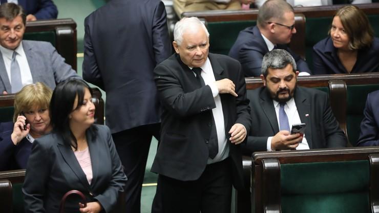 Kryzys w Zjednoczonej Prawicy. Polsat News: Kaczyński spotkał się z Ziobro