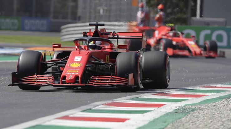 Formuła 1: Kierowcy zadebiutują na torze Mugello