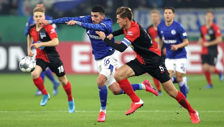 Pierwszy gol Piątka w barwach Herthy nie wystarczył. Zwycięstwo Schalke po dogrywce