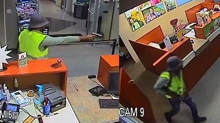 Policja  szukała autora napadu na bank. Pomogło Google, namierzając jego telefon
