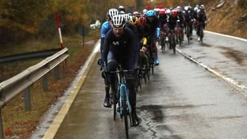 Vuelta a Espana. Dyrektor wyścigu: Dojedziemy do końca