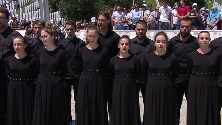25. rocznica masakry w Srebrenicy