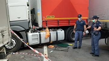 Polski kierowca ciężarówki zamordowany we Włoszech